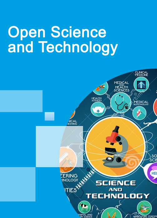 View Vol. 1 No. 1 (2021): Open Science and Technology